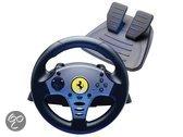 Thrustmaster Ferrari Racestuur - Universal Challenge Blauw PS2 + PS3 + PC + Wii + NGC