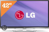 LG 42LM669S - 3D led-tv - 42 inch - Full HD - Smart tv