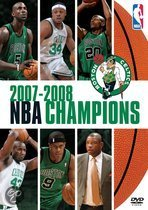 Nba - Nba Champions 2007-2008: Boston