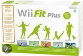Nintendo Wii Fit Plus + Balance Board Wit Wii