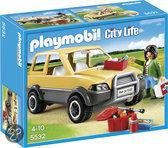 Playmobil Dierenarts Met 4X4 - 5532