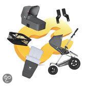 Koelstra Mambo Daily PACK - Kinderwagen Compleet - Grijs