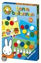 Ravensburger Nijntje Bonte Ballonnen - Bordspel
