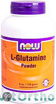 Now L-Glutamine Poeder - 170 gr