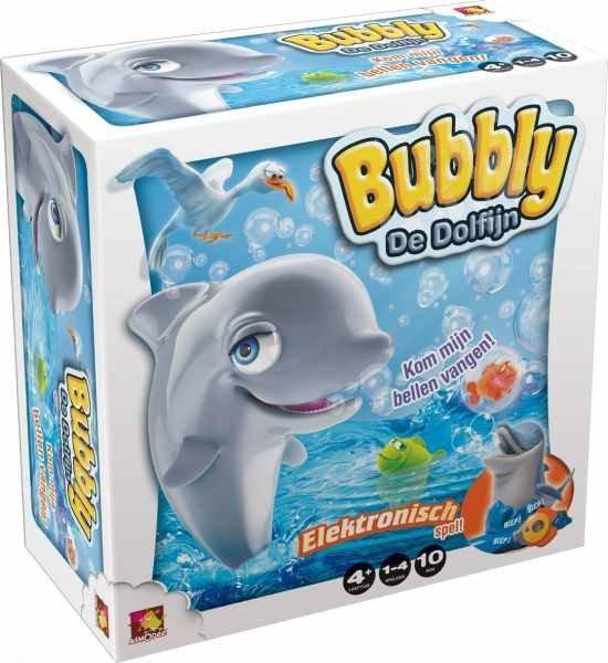 Bubbly de Dolfijn - Kinderspel