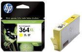 HP 364XL - Inktcartridge / Geel / Hoge Capaciteit