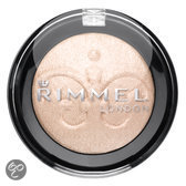 Rimmel Magnif'eyes Mono Eyeshadow - 004 Light Pink - Eyeshadow