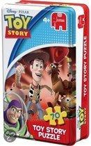 Jumbo Tinbox Puzzel - Toy Story