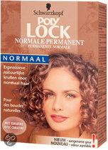 Poly permanenten Poly Lock normaal - 165 ml - Permanenten