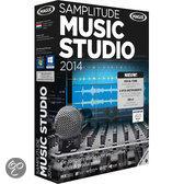 Magix Samplitude Music Studio 2014 - WIN / DVD-Rom