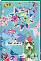 Schoolagenda 13-14  Happy