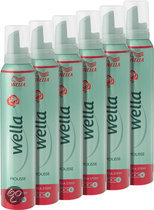 Wella Flex  Hold Ultra Strong 6x200ml Mousse