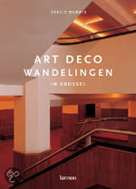 Art deco wandelingen in Brussel