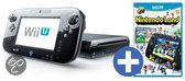 Foto van Nintendo Wii U 32GB Premium Bundel Zwart + Nintendoland