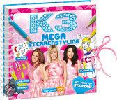 K3 Doeboek -  Mega Sterrenstyling