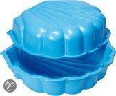 Zand en Water Schelp - Zandbak - Blauw