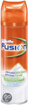 Gillette Fusion Sensitive - Scheerschuim
