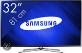 Samsung UE32F6400 - 3D LED TV - 32 inch - Full HD - Internet TV