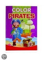 Vdm Kleurboek piraat