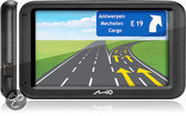 MIO Moov M616 - Navigatie Europa inclusief gratis Lifetime Maps - Zwart