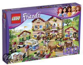 LEGO Friends Paardenkamp - 3185