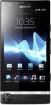 Sony Xperia P - Zwart