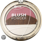 Etos Blush Powder 002 - Roze - Blush