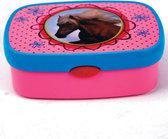 Lunchbox 'Paarden'