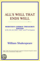 All's Well That Ends Well (Webster's Ger