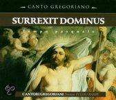 Canto Gregoriano Surrexit Dominus