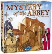 Mystery of the Abbey - Bordspel