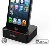 KiDiGi USB Cradle Apple iPhone 5/5S/5C Black