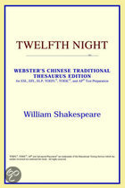 Twelfth Night (Webster's Chinese-Simplif