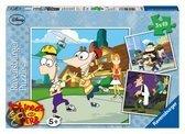 Phineas & Ferb op geheime missie
