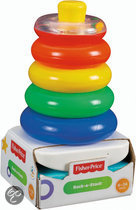 Fisher-Price Stapelring Pyramide