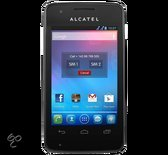 Alcatel One Touch S'Pop - Zwart - T-Mobile Prepaid