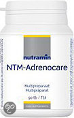 Nutramin NTM Adrenocare Tabletten 90 st
