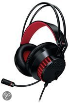 Philips SHG8200/10 - Over-Ear Koptelefoon - Rood