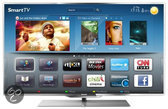 Philips 40PFL7007 - 3D LED TV - 40 inch - Full HD - Internet TV