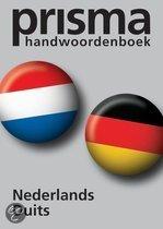 Prisma Handwoordenboek Nederlands Duits