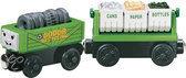 Thomas de Trein Hout - Recycling Vrachtwagonnen