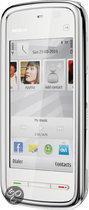 Nokia 5230 (navigatiepakket) - Wit/Zilver(Chrome)