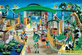 Schmidt Puzzel: Playmobil Dierentuin