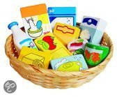 Goki Mandje voedingsmiddelen en huishoudproducten 21 cm
