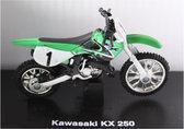 Newray 1:32 x-treme bike kawasaki groen