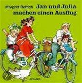 Jan und Julia machen einen Ausflug