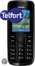 Nokia 113 - Zwart - Telfort prepaid telefoon