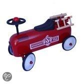 Simply for kids Loopauto brandweerwagen