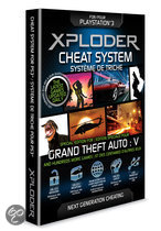 Foto van Xploder Cheats - Grand Theft Auto 5 Edition
