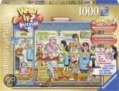 Ravensburger What if? Nummer 6 'The Pet Parlour' - Legpuzzel - 1000 Stukjes